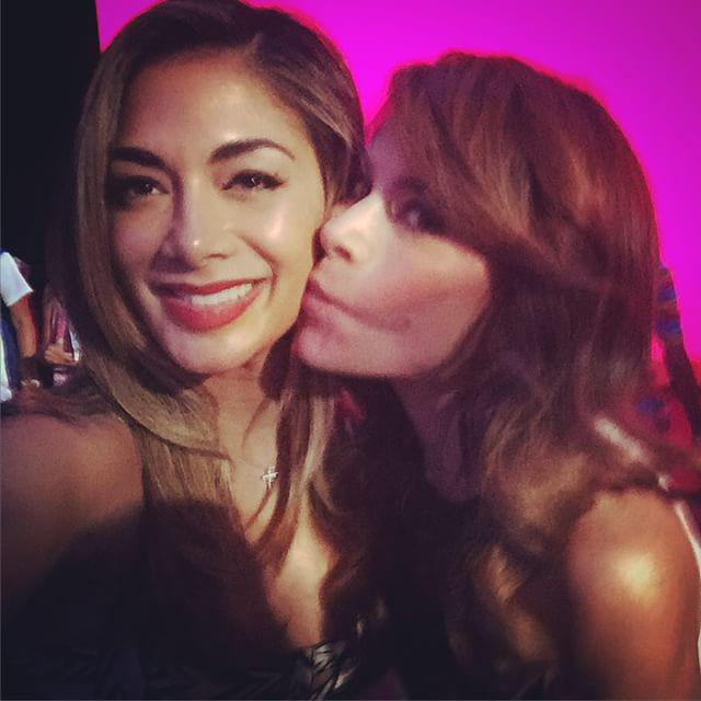With my idol growing up @therealpaulaabdul ! So proud to call her my friend and to share t… http://t.co/q9JJkoNXRq http://t.co/izTdp1zRBy