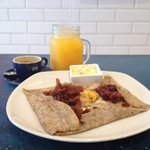 """""""@TheCreperieBTN: Come and Join us for Breakfast every Saturday and Sunday Morning from 10am #breakfast #brighton http://t.co/sRiWEHv8Aa """""""