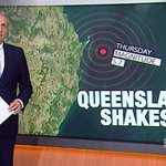 Today's magnitude 5.7 earthquake was felt from Wide Bay, to south of the Gold Coast #9News http://t.co/iBmCch8jDn