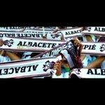 """El Albacete cumple hoy 75 años de vida. Larga vida al """"Queso Mecánico"""". #75añosdeAlba http://t.co/1skeYv6vOZ"""