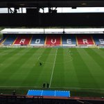 Welcome to Ewood Park! Its our final friendly before the big #FLKickOff #wafc http://t.co/LMAY59dIWe