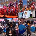 ???? Happy Pride to everyone today ???? #brightonpride #pride2015 #loveislove #brighton #northlaine #parade http://t.co/MLuTrjcjl8
