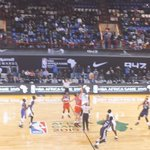 RT @ruthriley00: The #NBAÁfricaGame is officially underway!