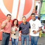 El día de ayer @LuisCasis20 se traslado a Colón, para ayudar a resolver los problemas comunitarios. #Panama http://t.co/rI2S1lYFY8