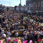 London Road is off the H O O K. #brighton #thejokerbrighton #pride2015 http://t.co/MQYuq8LYQB