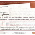 """Keine Auskunft, ob BND mich überwacht. Grund: #NSA + """"Wohl des Bundes"""" #Landesverrat http://t.co/G2fVuzL7oI http://t.co/qVGmaUfYLE"""