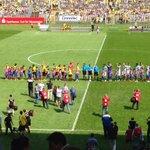 Die Mannschaften sind da, gleich gehts los in Wuppertal #bvb #bvbrbb http://t.co/KhZJuhjj8N
