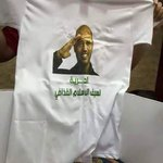 T-shirts, flyers, protests...Would this happen if we didnt fail so bad?Or if verdict was made in 2012 or 2013?#Libya http://t.co/fVkJxftU9m