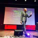 Africa is rich with potential #TEDXUFS @MmusiMaimane Yes! http://t.co/yeA0rGWGCK