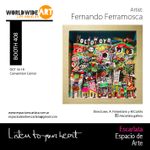 ferramosca: World Wide Art -Los Angeles. #LosAngeles #art #ArtFair #3dart #California http://t.co/GnyMo14vSB http://t.co/ENc1AJoSev