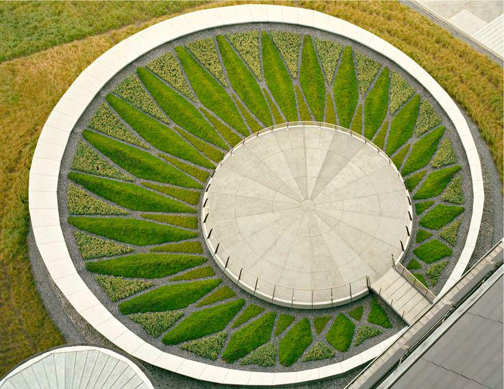 Hoe stimuleren we het gebruik van #groendaken? Oa. met #architectuur... @arjantelintelo @GMJD030 @StedArch http://t.co/wzeouPjr9G
