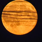 Last nights #BlueMoon2015 #BlueMoon over Banbury, North Oxfordshire. @BBCOxford @ITV http://t.co/GK8h1E8yl4