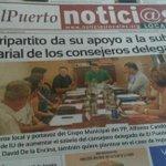 El #TripartitoRuina da su apoyo a la subida salarial de los Consejeros Delegados. http://t.co/8oeRG79Uaz