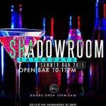 http://t.co/wNDw7aKcWA < #SSSR @ShadowRoom | #SatAug1stDC #DC @fufu_and_soup #DC #DMV #DCNightlife #DCNightclubs… http://t.co/rtc313YpRr