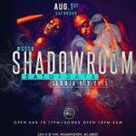 http://t.co/wNDw7aKcWA < #SSSR @ShadowRoom | #SatAug1stDC #DC @fufu_and_soup #DC #DMV #DCNightlife #DCNightclubs… http://t.co/lGIMPCLsEa