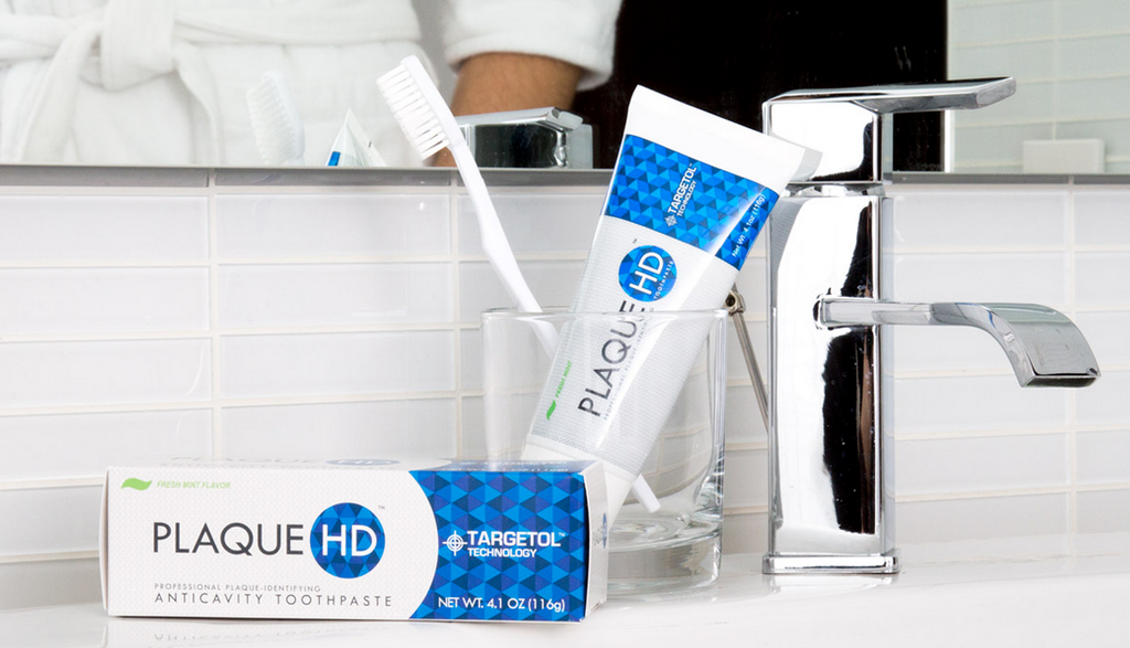 .@PlaqueHD is the 1st ever professional plaque-identifying toothpaste with fluoride?! #HayekMOMS #TheProphetMovie http://t.co/Apg3UZV7SJ