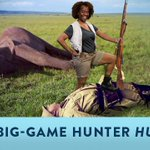 .@HollyelizWalker reveals her latest hobby after hearing the news about #CecilTheLion: http://t.co/dGEBHVggjn