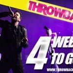 4 weeks to go until #ThrowbackLive http://t.co/KYyvRfZ77D #Gloucester #Cheltenham #Stroud http://t.co/aYTR2AOA1K