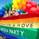 All aboard! We set sail at #BrightonPride http://t.co/8idzeQ40QG