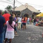 Feria Libre Terraza De Bejuco En Distrito de #Chame Muchas personas aprovechando ahora @MiDiarioPanama @Nievesm14 http://t.co/dGpGgNouHB