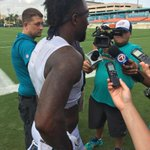 #Dolphins WR Jarvis Landry had another impressive day at practice. http://t.co/NUdsgPDyPf