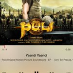 #Puli Album Review: Absolutely A Best Album From @ThisIsDSP |Highly Boost Up Songs. Rating : 3.75/5 | @actorvijay http://t.co/JFCOIOXZ4i