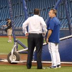 Gibby & AA chat about todays roster moves http://t.co/NuF8Mydd0U