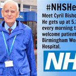 Take a bow Cyril. You are an #NHSHero @BWH_NHS @uhbcomms http://t.co/gChLHTNmFR http://t.co/zK9sFR5fpr