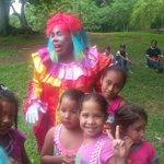 Una tarde divertida pasaron en el Parque Omar, los hijos de los compañeros que laboran en La Chorrera. #Alegría http://t.co/lHDwsm1hC8