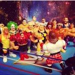 Wrestling heaven Rt @toywalker http://t.co/r7ub9Bv3Bo
