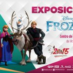 Frozen te espera en #FENADU2015 http://t.co/N8WOItq9WY