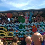 Loved the floats at #BrightonPride #Brighton #pride2015 http://t.co/A4ScLsolAe