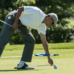 Obama golfs with old friends on pre-birthday weekend: http://t.co/02oURkAOJi http://t.co/z2LdfEsG5k
