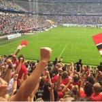 Auswärtssieg! Petersen-Strafstoß macht #SCF Fans glücklich. #M60SCF http://t.co/7lgNzKJw3M