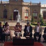 En la grabación del programa Cambios de @multimediostv @coparmexdurango #Durango http://t.co/0vzesgzlYO