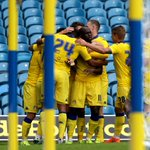 FT. #lufc 2-0 Everton. Pre-season ends with a fine win at Elland Road thanks to goals from Alex Mowatt & Chris Wood! http://t.co/IIJupH6yWg