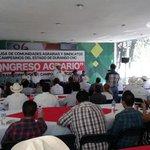 Gracias por su presencia amigos campesinos al Congreso Agrario seguimos #TransformandoElCampo http://t.co/0S48r5iDKa