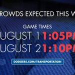 Plan to arrive early this weekend. Parking gates open 2.5 hours before scheduled game time. http://t.co/GsOtWppbbB http://t.co/MtCRtethMJ
