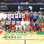 It was a real honor to be part or the first #NBAAfricaGame Thank you Africa. http://t.co/FtLGpM6TE6