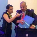 Новый старый президент Всемирного конгресса крымских татар. Выборы были непростыми, почти 4 часа дискуссий http://t.co/tjnagMnPeM
