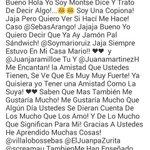 Creen Que puedan Leer Esto @SebasArango @Juanjaramilloe @Soymarioruiz x163 #taggeados #NoloIntentesenCasa #JuanYJuana http://t.co/PkJrcSqvl9