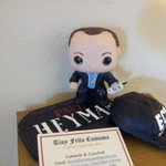 """@Tiny_Fella May I introduce the top #advocate of wrestling entertainment?  @HeymanHustle #TinyFellaCustoms http://t.co/aANIvPJfdu"""