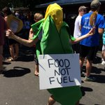 You always see support for any number of causes here. Human corn is pretty creative. #FancyFarm http://t.co/5lNFObbnq3