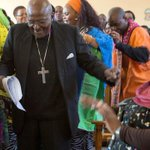 Desmond Tutu to remain in South African hospital with infection http://t.co/LRhbvgYDoK http://t.co/oSt5np2oom