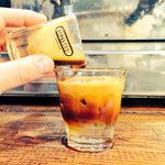 Our #coffeetonics have been going down a treat. #Edinburgh #summer http://t.co/W6CzxyoJvN