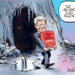 Stephen Cheney or DICK Harper? http://t.co/J0N74LSTKi #cdnpoli @shitharperdid #yqr http://t.co/ZLpY5P2VyY