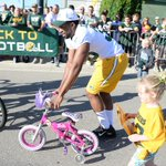 #PackersCamp is more than just football. #DreamDrive   PHOTOS: http://t.co/mUVtinSemm http://t.co/y7seDCELlI