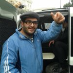 Today #politicalprisoner Ilkin Rustamzade turns 23 years old. He will be celebrating it in jail. #Azerbaijan http://t.co/cwBl9uw9yX