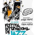 La gran fiesta del Jazz llegará a Campeche del 13 al 16/ 08 deja que la música oriente tus pasos al #JazzFestCampeche http://t.co/6x0BkhXCeV