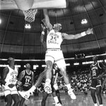 Weatherspoon was a 1st round draft choice ( 9th overall by the Philadelphia 76ers), he played 13 years in the @NBA http://t.co/sb2kbs2rIl